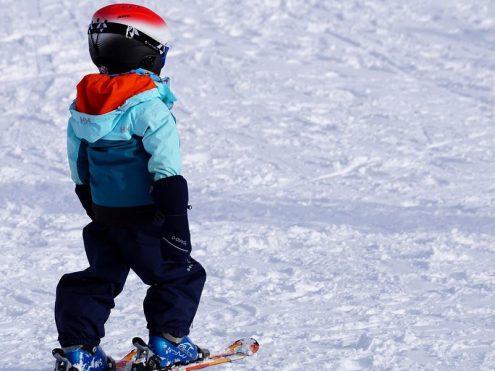 Kindvriendelijk skigebied