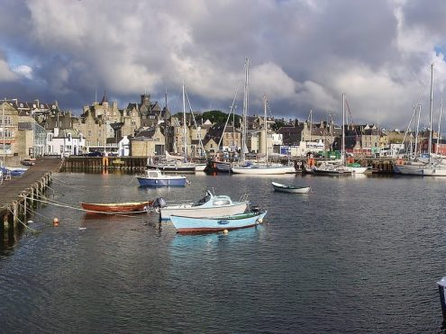 Shetland eilanden